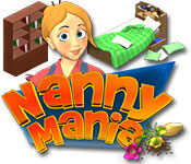Feature Screenshot Spel Nanny Mania