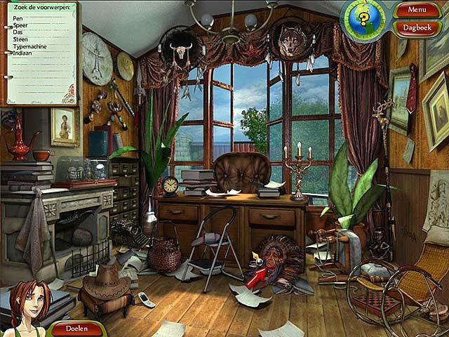 Spel Screenshot 2 Natalie Brooks: The Treasures of the Lost Kingdom