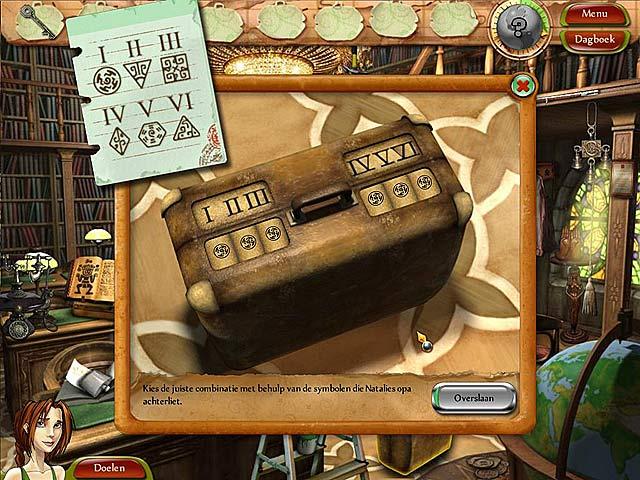 Spel Screenshot 3 Natalie Brooks: The Treasures of the Lost Kingdom