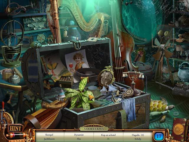 Spel Screenshot 1 Nemo's Secret: Vulkanië