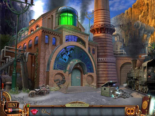 Spel Screenshot 2 Nemo's Secret: Vulkanië