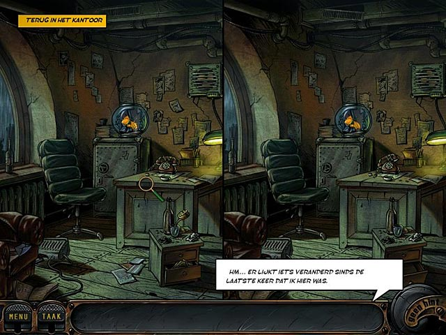 Spel Screenshot 1 Nick Chase: A Detective Story
