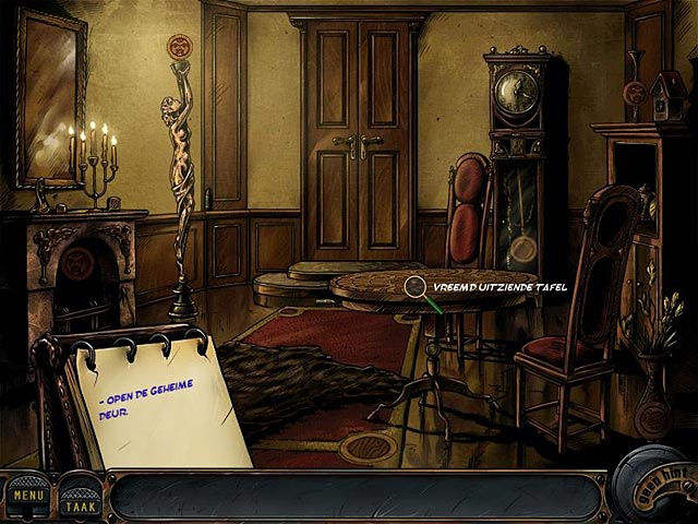 Spel Screenshot 2 Nick Chase: A Detective Story
