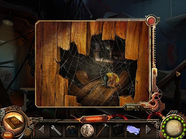 Spel Screenshot 2 Nightfall Mysteries: Samenzweringen in het Gesticht