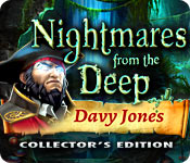 Feature Screenshot Spel Nightmares from the Deep: Davy Jones Collector's Edition