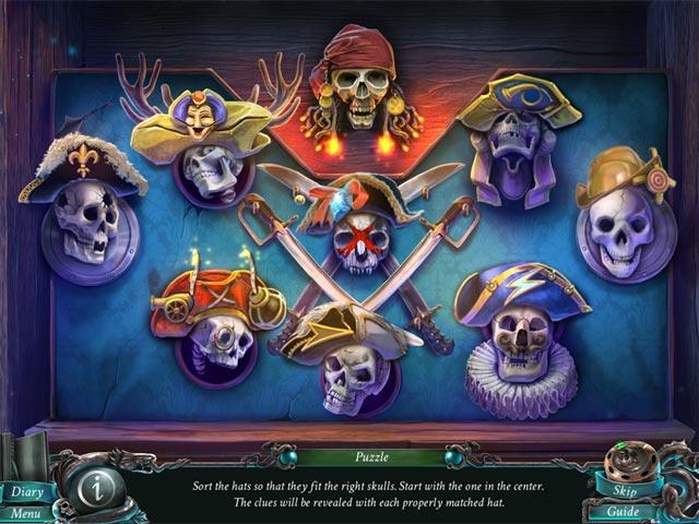 Spel Screenshot 3 Nightmares from the Deep: Davy Jones Collector's Edition