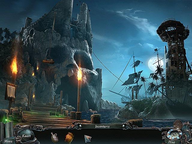 Spel Screenshot 2 Nightmares from the Deep: Het Vervloekte Hart