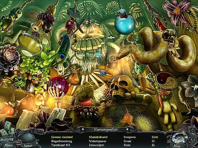 Spel Screenshot 3 Nightmares from the Deep: Het Vervloekte Hart
