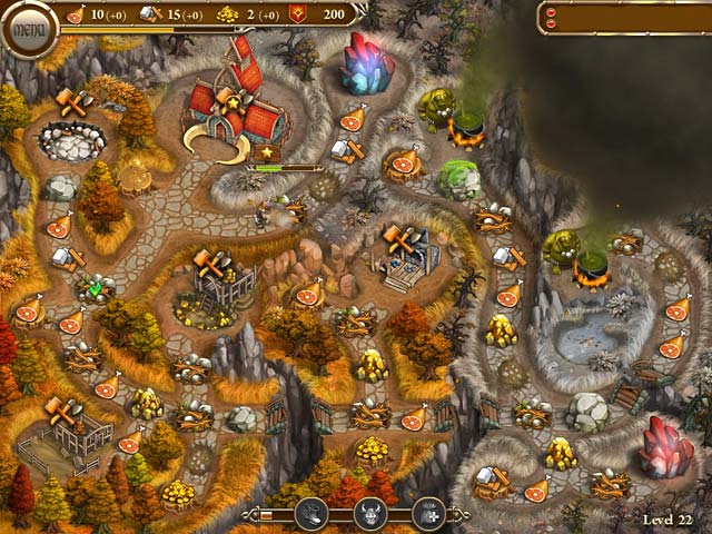 Spel Screenshot 1 Northern Tale