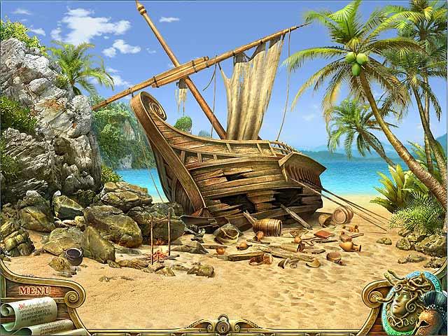 Spel Screenshot 1 Odysseus: De Reis naar Huis