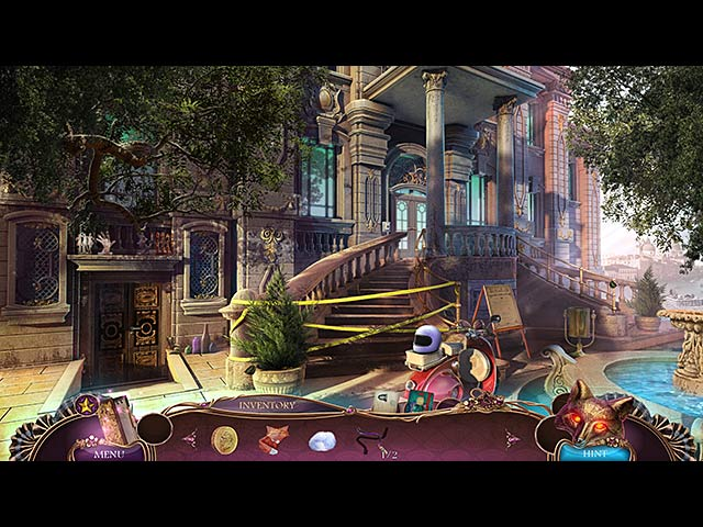Spel Screenshot 3 Off the Record: The Italian Affair Collector's Edition