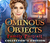 Feature Screenshot Spel Ominous Objects: Family Portrait Collector's Edition