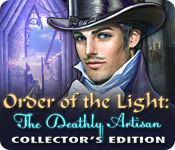 Feature Screenshot Spel Order of the Light: The Deathly Artisan Collector's Edition