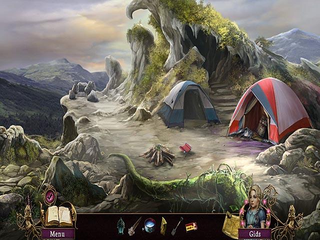 Spel Screenshot 1 Otherworld: Geheugenspiegels Luxe Editie