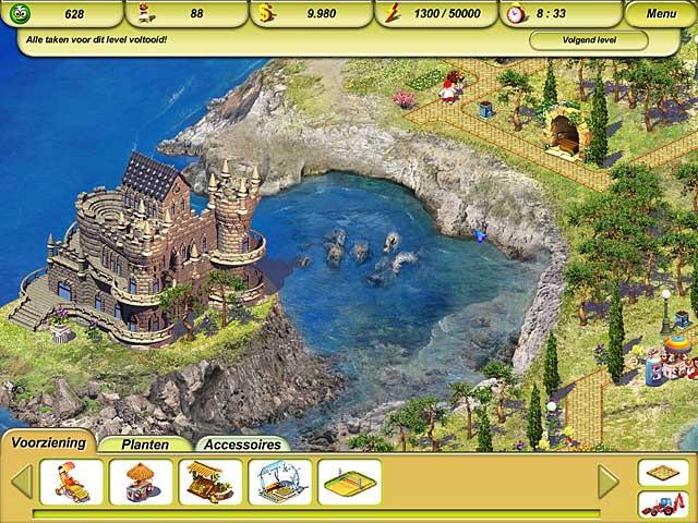Spel Screenshot 1 Paradise Beach 2: Around the World