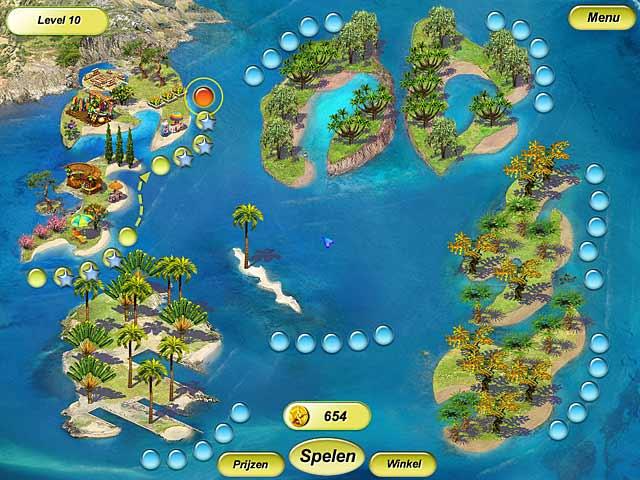 Spel Screenshot 3 Paradise Beach 2: Around the World