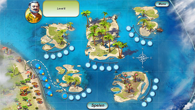 Spel Screenshot 2 Paradise Beach