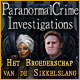 Paranormal Crime Investigations: Het Broederschap van de Sikkelslang