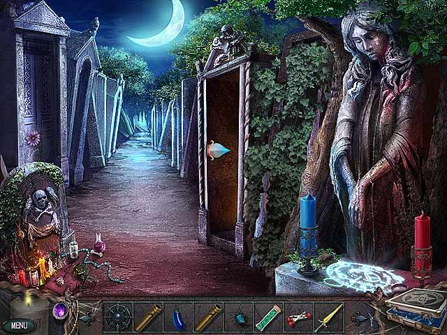 Spel Screenshot 2 Paranormal Crime Investigations: Het Broederschap van de Sikkelslang