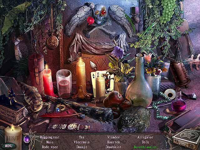 Spel Screenshot 3 Paranormal Crime Investigations: Het Broederschap van de Sikkelslang
