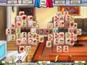 1. Paris Mahjong spel screenshot