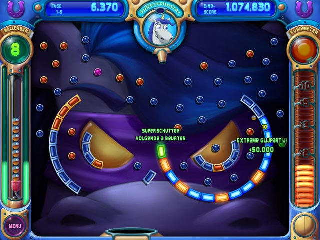 Spel Screenshot 1 Peggle Nights