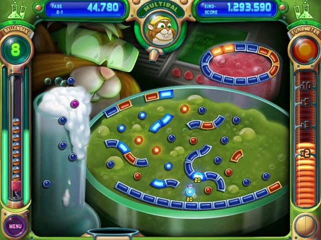 Spel Screenshot 2 Peggle Nights
