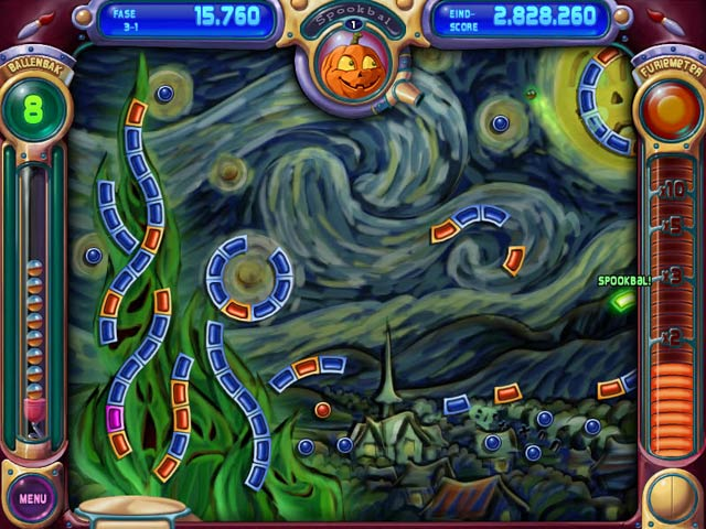 Spel Screenshot 3 Peggle Nights