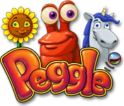 Feature Screenshot Spel Peggle Deluxe