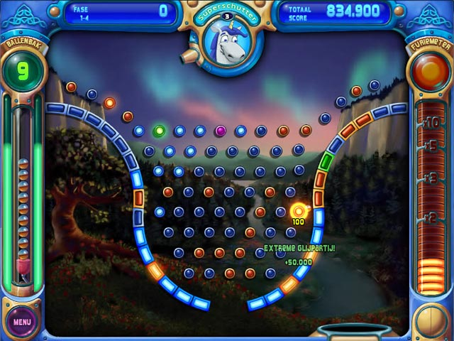 Spel Screenshot 2 Peggle Deluxe