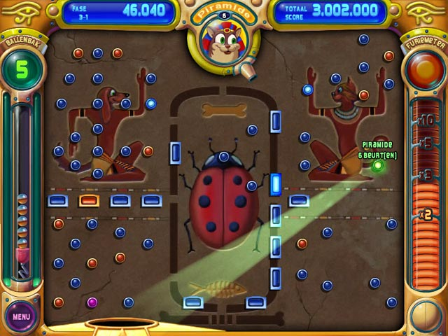 Spel Screenshot 3 Peggle Deluxe