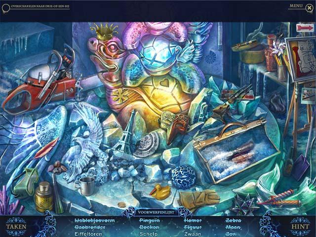 Spel Screenshot 2 Phantasmat: Vuurproefpiek