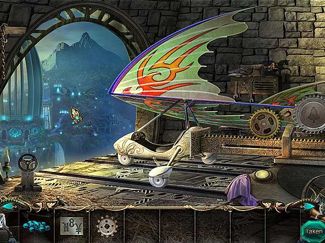 Spel Screenshot 3 Phenomenon: City of Cyan
