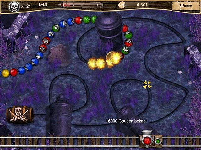 Spel Screenshot 3 Pirate Poppers
