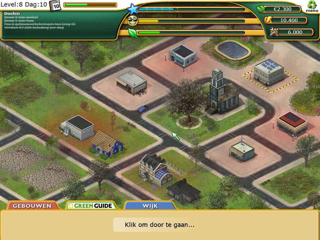 Spel Screenshot 1 Plan it Green