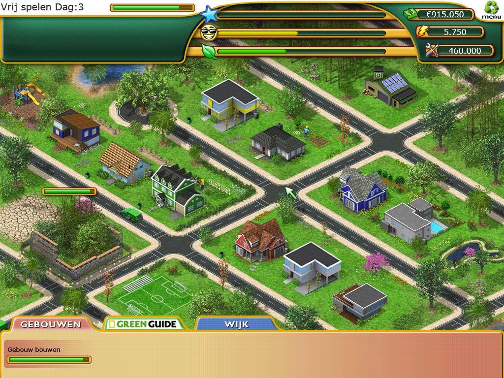 Spel Screenshot 2 Plan it Green