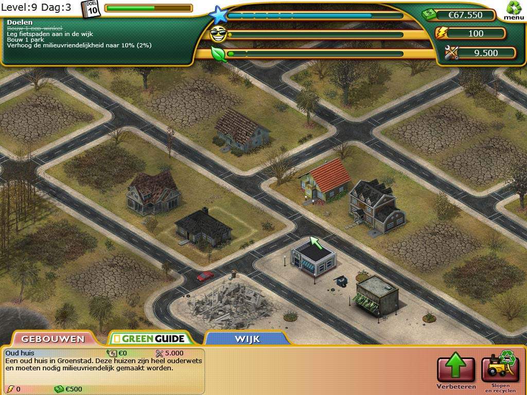 Spel Screenshot 3 Plan it Green