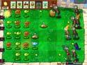 1. Planten tegen Zombies spel screenshot
