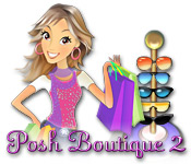 Feature Screenshot Spel Posh Boutique 2