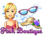 Feature Screenshot Spel Posh Boutique