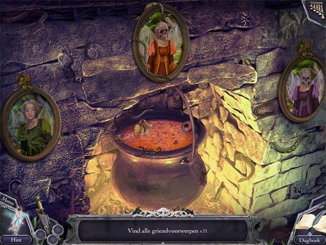 Spel Screenshot 1 Princess Isabella: De Erfgenaam