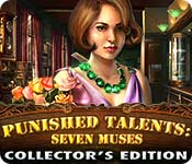 Feature Screenshot Spel Punished Talents: Seven Muses Collector's Edition