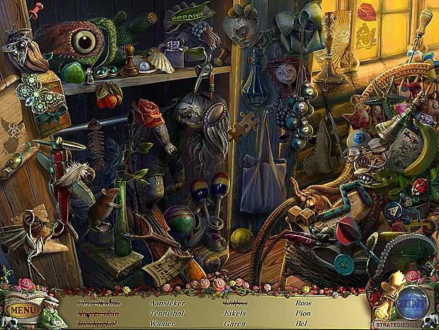 Spel Screenshot 2 PuppetShow: Terug naar Joyville