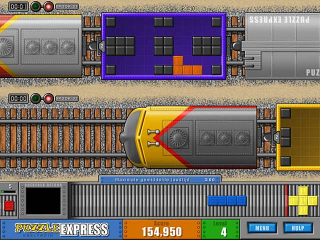 Spel Screenshot 2 Puzzle Express