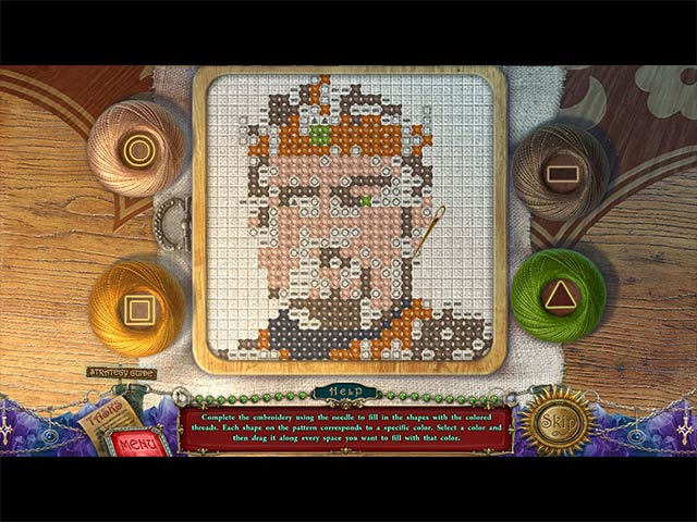 Spel Screenshot 3 Queen's Tales: Sins of the Past Collector's Edition