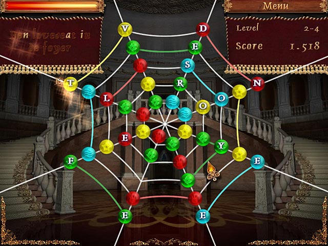 Spel Screenshot 2 Rainbow Web 2