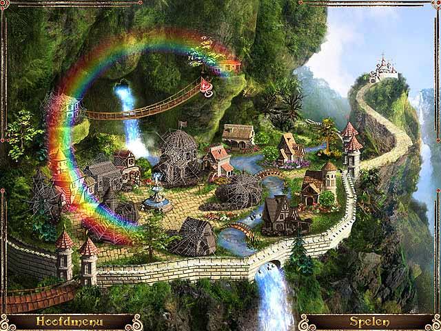 Spel Screenshot 2 Rainbow Web 3
