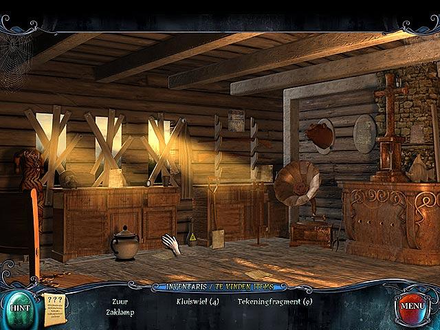 Spel Screenshot 1 Red Crow Mysteries: Legio
