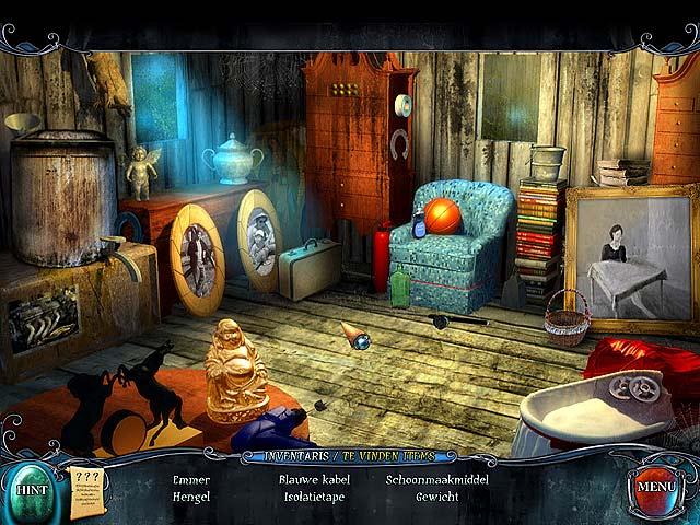 Spel Screenshot 3 Red Crow Mysteries: Legio