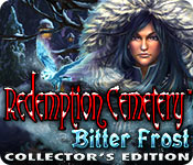 Feature Screenshot Spel Redemption Cemetery: Bitter Frost Collector's Edition